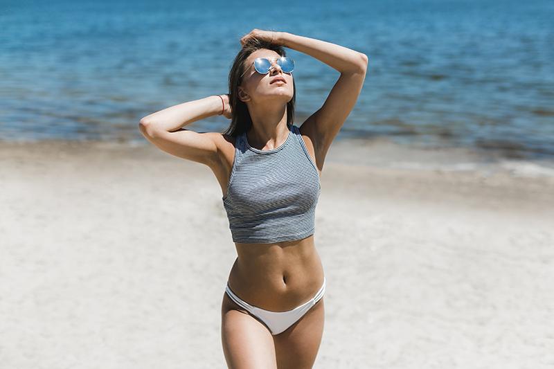 Consecuencias del sol: manchas en la piel